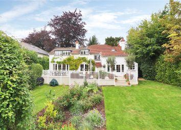 Greenhill Road, Otford, Sevenoaks, Kent TN14. 3 bed detached house for sale