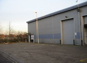 Thumbnail Warehouse for sale in Thurrock Park Way, Tilbury