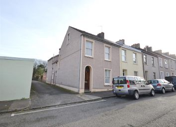 Thumbnail 4 bed end terrace house for sale in Gwyther Street, Pembroke Dock