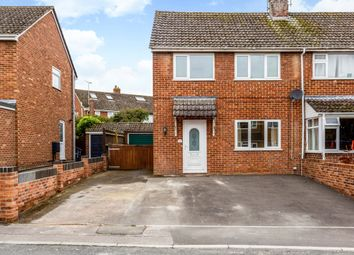 Thumbnail 3 bed semi-detached house to rent in Barrow Close, Marlborough