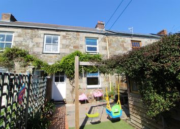 Thumbnail 2 bed cottage for sale in Sea View Terrace, Church Street, Helston