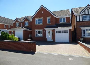 Thumbnail 4 bed detached house for sale in Alwin Road, Rowley Regis, West Midlands