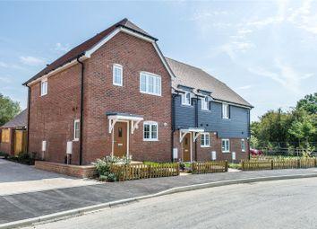 Thumbnail 2 bed end terrace house for sale in Maidstone Road, Matfield, Tonbridge, Kent
