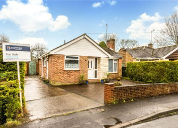 Thumbnail 3 bed detached bungalow for sale in Parkland Way, Porton, Salisbury, Wiltshire