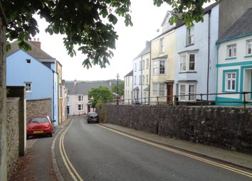 Thumbnail 3 bed town house to rent in Goat Street, Haverfordwest