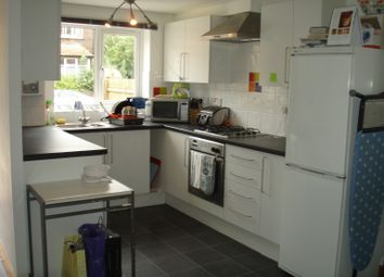 Thumbnail 6 bedroom shared accommodation to rent in Russell Road, Nottingham