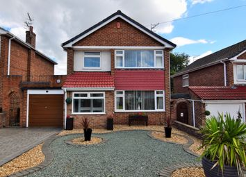 Thumbnail 3 bed detached house for sale in Bracadale Road, Rise Park, Nottingham