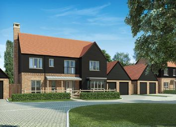 "Thumbnail 5 bed detached house for sale in ""The Austen"" at Andover Road North, Winchester"