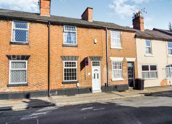 2 bed terraced house for sale in York Street, Derby DE1