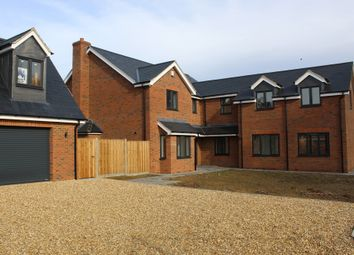 Thumbnail 5 bed detached house for sale in Little Heath, Gamlingay, Sandy