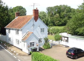 Thumbnail 4 bed detached house for sale in Ashfield Road, Framsden, Stowmarket
