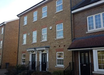 Thumbnail 4 bedroom town house to rent in Moorland Way, Maidenhead