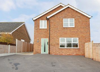 Thumbnail 4 bed detached house for sale in North Street, Roxby, Scunthorpe, Lincolnshire