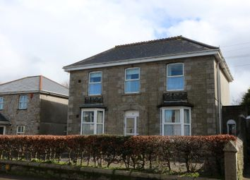 Thumbnail 6 bed block of flats for sale in Thornley Villa, 12 Roskear, Camborne, Cornwall