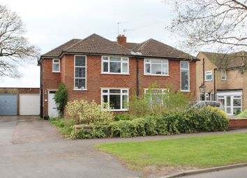Thumbnail 3 bed semi-detached house for sale in Rounds Hill, Kenilworth