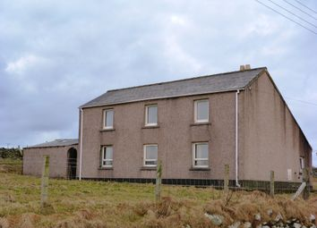 Thumbnail 3 bed detached house for sale in South Galson, Isle Of Lewis