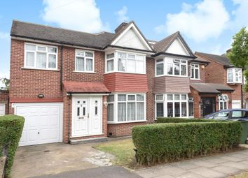 Thumbnail 5 bedroom semi-detached house to rent in St. Andrews Drive, Stanmore
