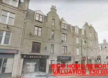 Thumbnail 1 bed flat for sale in 60 Tfl, Victoria Road, Torry Aberdeen AB119Ds