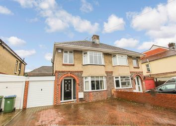 Thumbnail 3 bed semi-detached house for sale in Westbury Road, Regents Park, Southampton