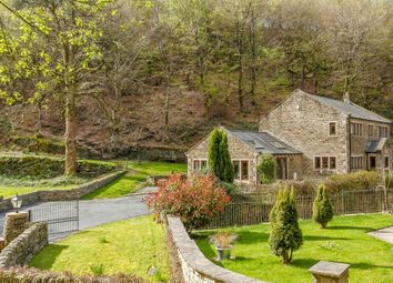 Thumbnail 4 bed detached house for sale in Bar Lane, Sowerby Bridge, West Yorkshire