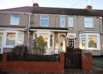 Thumbnail 3 bedroom terraced house for sale in Grangemouth Road, Radford, Coventry