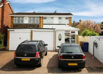 Thumbnail 3 bed semi-detached house for sale in Bodell Close, Grays