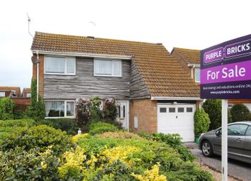 Thumbnail 3 bed detached house for sale in Eynsford Close, Margate
