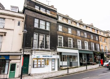 Thumbnail 4 bed maisonette to rent in Cleveland Terrace, Bath