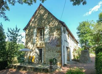 Thumbnail 4 bed property for sale in Semur-En-Brionnais, Saône-Et-Loire, France