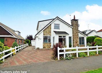 Thumbnail 3 bedroom detached bungalow for sale in Princess Drive, Wistaston, Crewe
