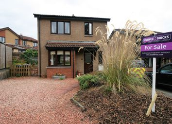 Thumbnail 3 bed detached house for sale in Kingsknowe Place, Galashiels