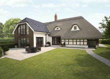 Thumbnail 4 bed detached house for sale in Horn Lane, East Hendred, Wantage