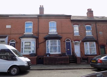 Thumbnail 3 bed terraced house for sale in Durham Road, Sparkhill, Birmingham
