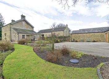 Thumbnail 5 bed equestrian property for sale in Mount View, Airton, Skipton