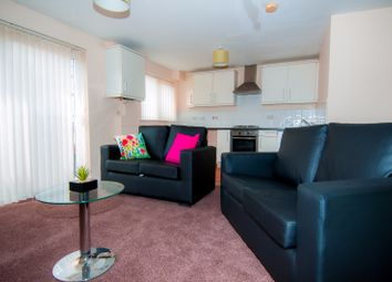 Thumbnail 2 bed flat to rent in Alexandra Court, Sunderland