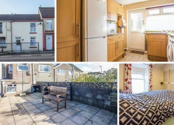 Thumbnail 2 bedroom terraced house for sale in Clase Road, Morriston, Swansea