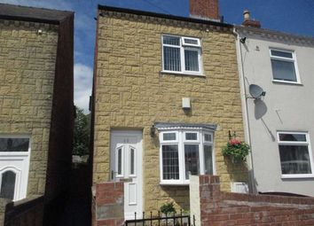 Thumbnail 2 bed end terrace house for sale in Newthorpe Common, Newthorpe, Nottingham