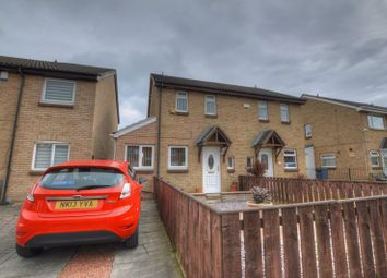 Thumbnail 2 bed semi-detached house for sale in Yatesbury Avenue, Blakelaw, Newcastle Upon Tyne