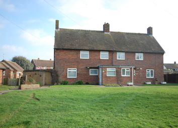 Thumbnail 3 bed semi-detached house for sale in Manor Road, Selsey