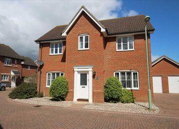 Thumbnail 4 bedroom detached house for sale in Cox Close, Grange Farm, Kesgrave, Ipswich