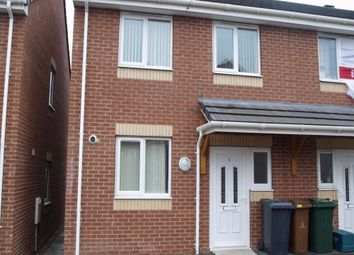 Thumbnail 3 bed end terrace house to rent in Morton Close, Monk Bretton, Barnsley