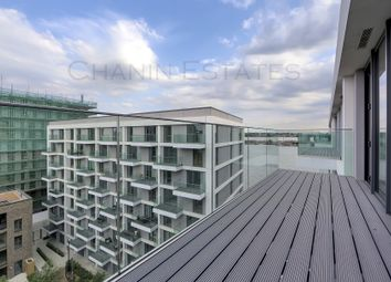 Thumbnail 2 bed flat to rent in Fairwater House, Royal Wharf, London