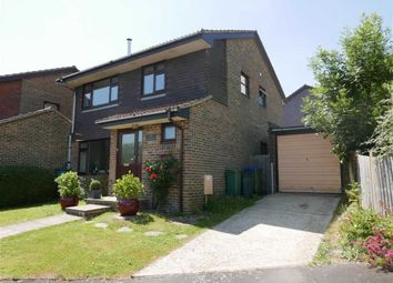 Thumbnail 4 bed link-detached house for sale in The Gallops, Lewes, East Sussex