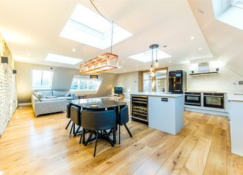 Thumbnail 2 bed flat for sale in Hampstead Lane, Highgate Village, London