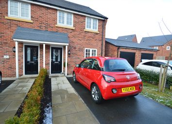 Thumbnail 3 bed semi-detached house for sale in Redfield Way, Eastfield, Scarborough