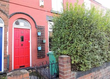 Thumbnail 2 bed terraced house to rent in Greenway Avenue, Levenshulme, Manchester