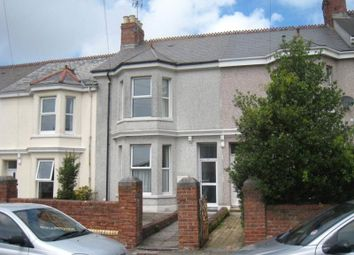 Thumbnail 1 bed flat to rent in Peverell Terrace, Plymouth, Devon
