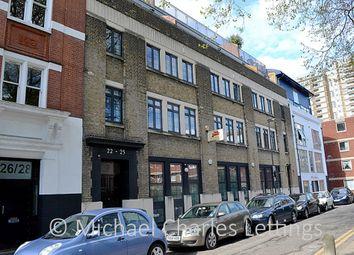 Thumbnail 3 bed flat to rent in Bartholomew Square, London