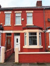 Thumbnail 3 bedroom terraced house for sale in Coerton Road, Liverpool