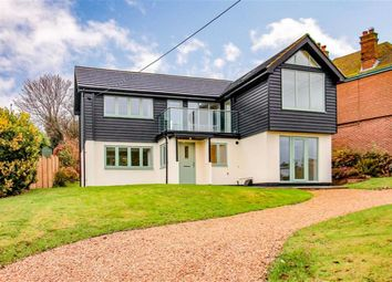 Thumbnail 4 bed detached house for sale in New Cut, Westfield, East Sussex